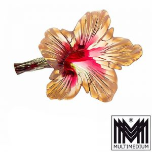 Murano Uran Glas Vase um1900 Tischväschen Blume glass rosa Opalin