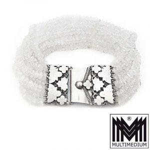 Mondstein 925 Silber Armband moonstone sterling silver bracelet