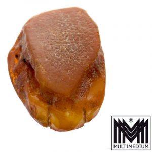 Butterscotch Bernstein polierter Stein poliert amber polish stone 30g