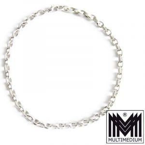 Silber Schmuck Set aus Armkette und Hals Kette