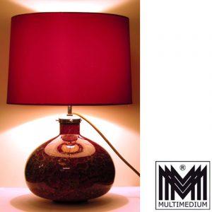 "Lampe WMF sog. ""IKORA""-Glas"