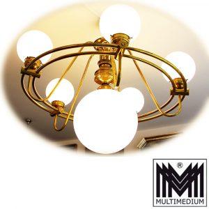 - VERKAUFT - Deckenlampe Art Deco