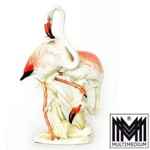 ENS, Flamingos