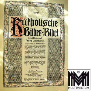 Katholische Bilderbibel des Alten und Neuen Testamentes