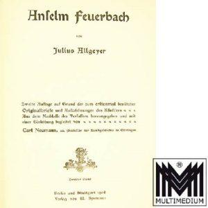 Anselm Feuerbach, 2 Bände