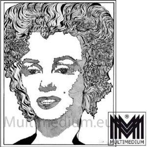 Marilyn - © by Gisela Geser